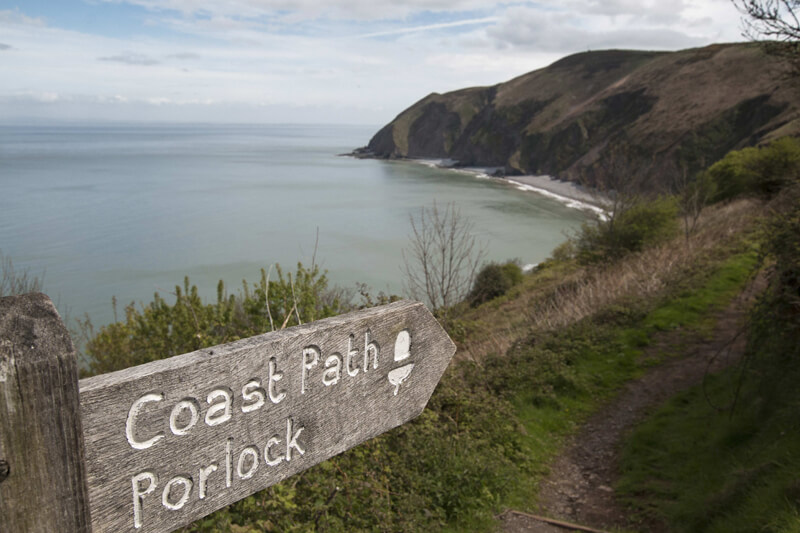 South Coast West Path