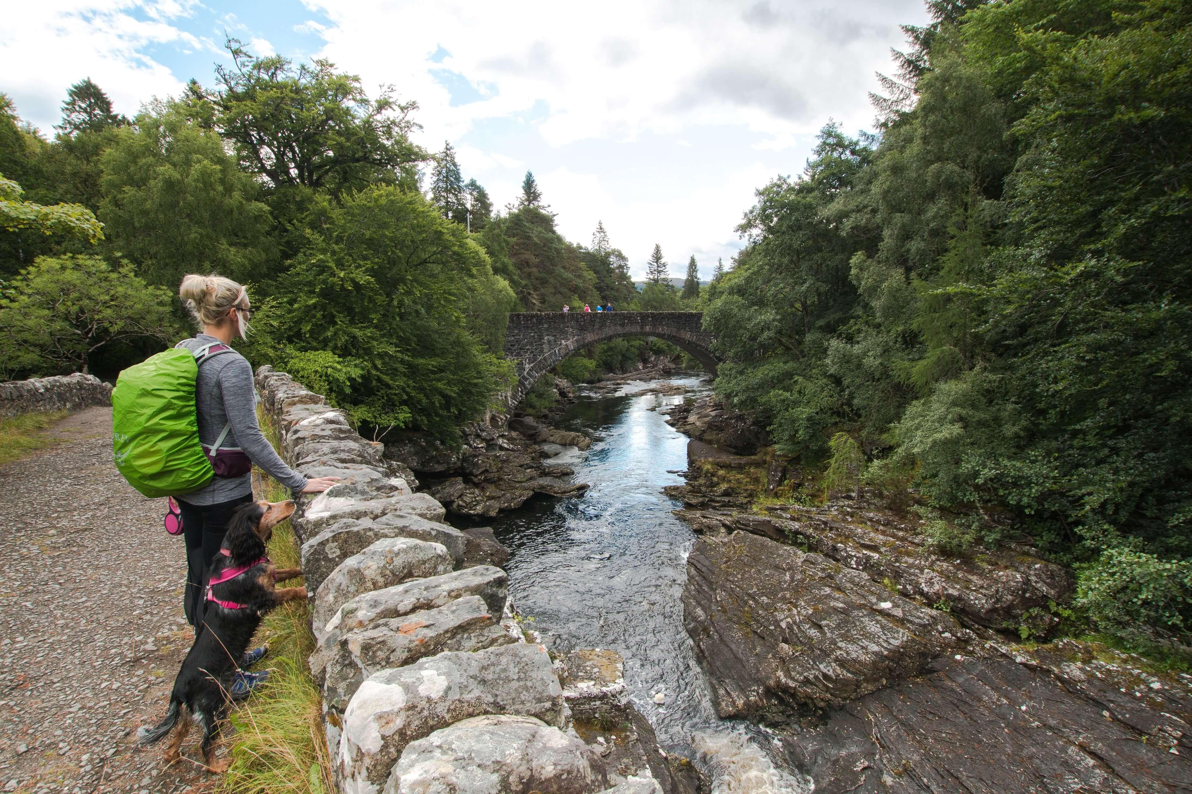 Invermoriston River