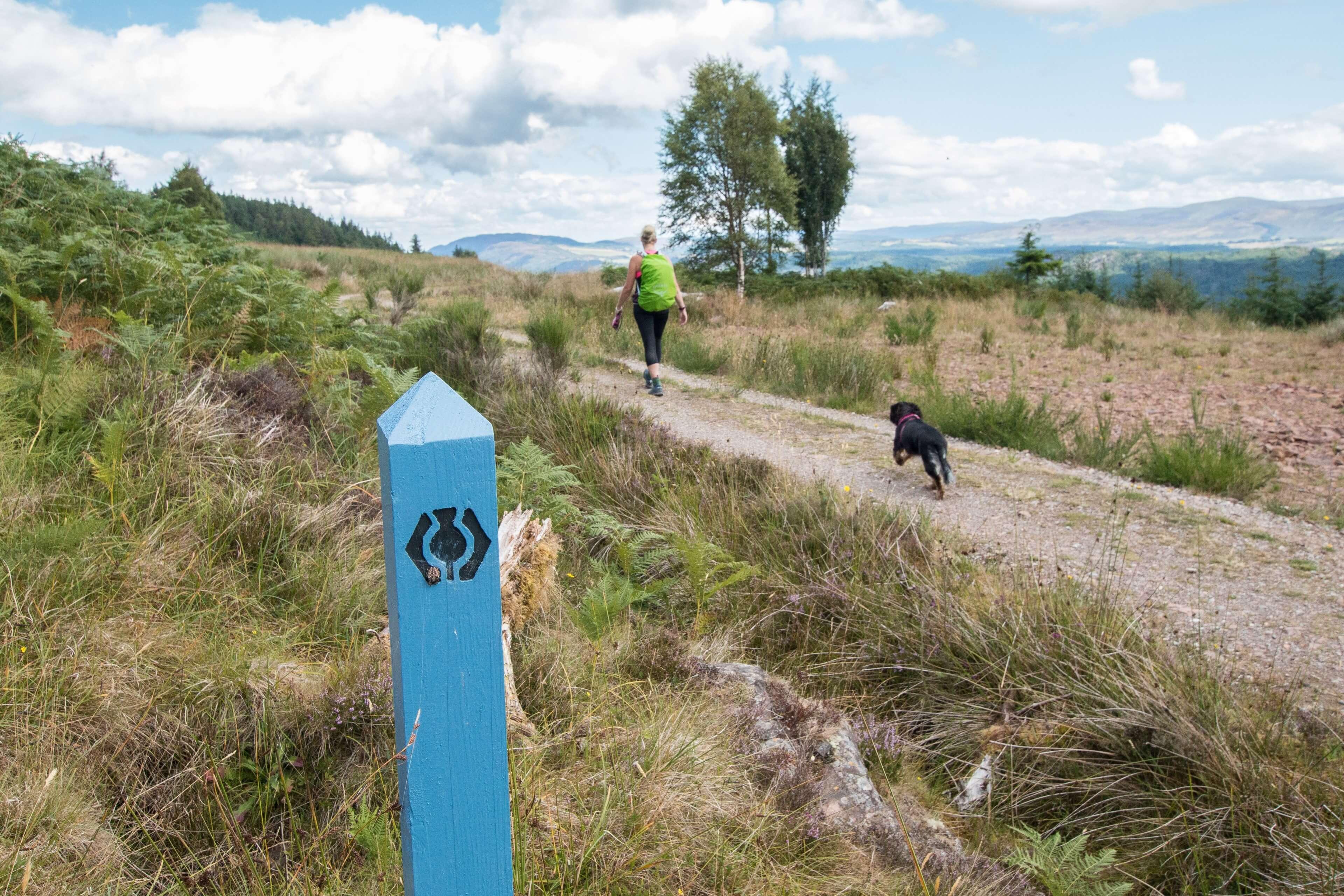 Great Glen Sign Posts