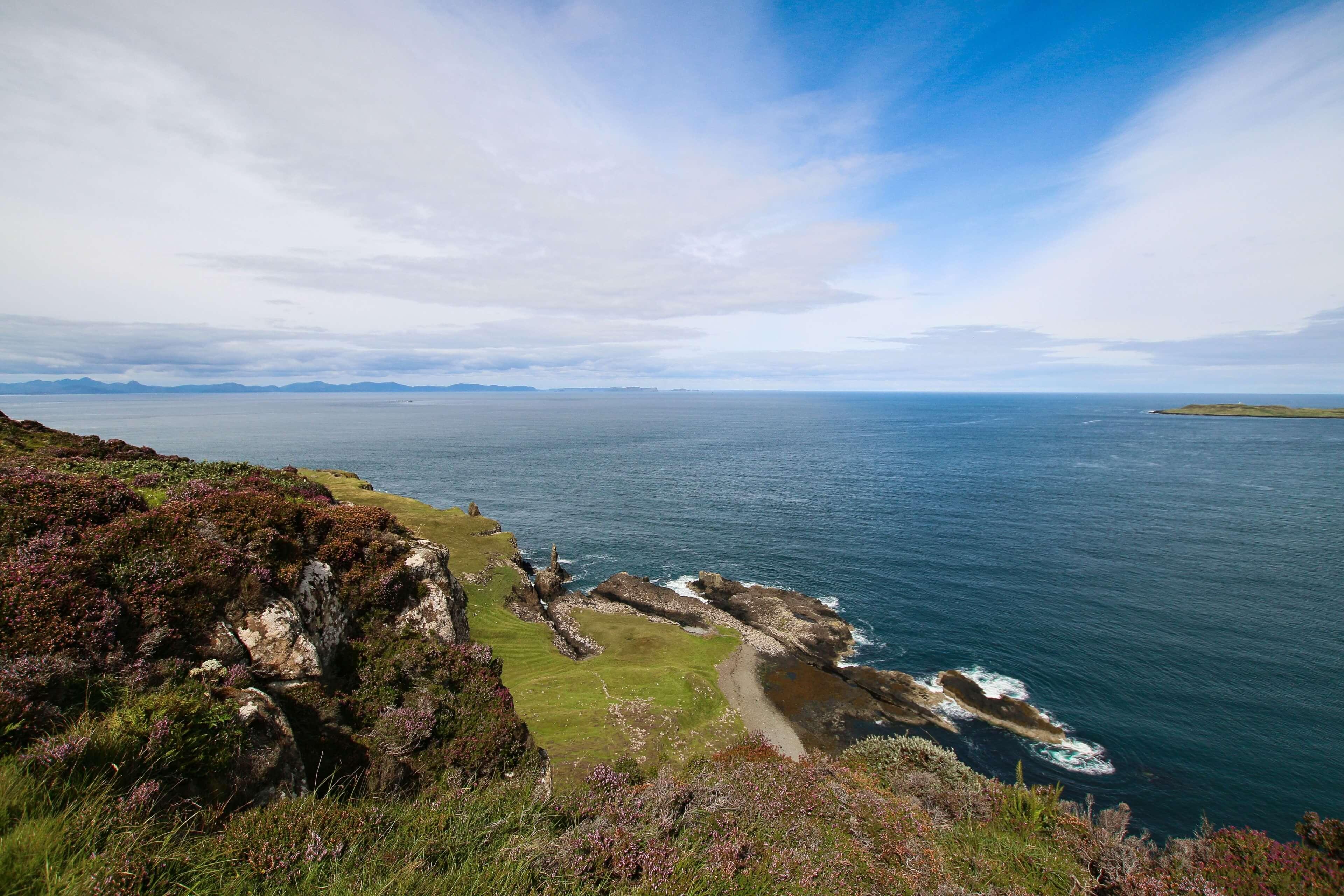 Northern Coast Looking Towards Stornoway