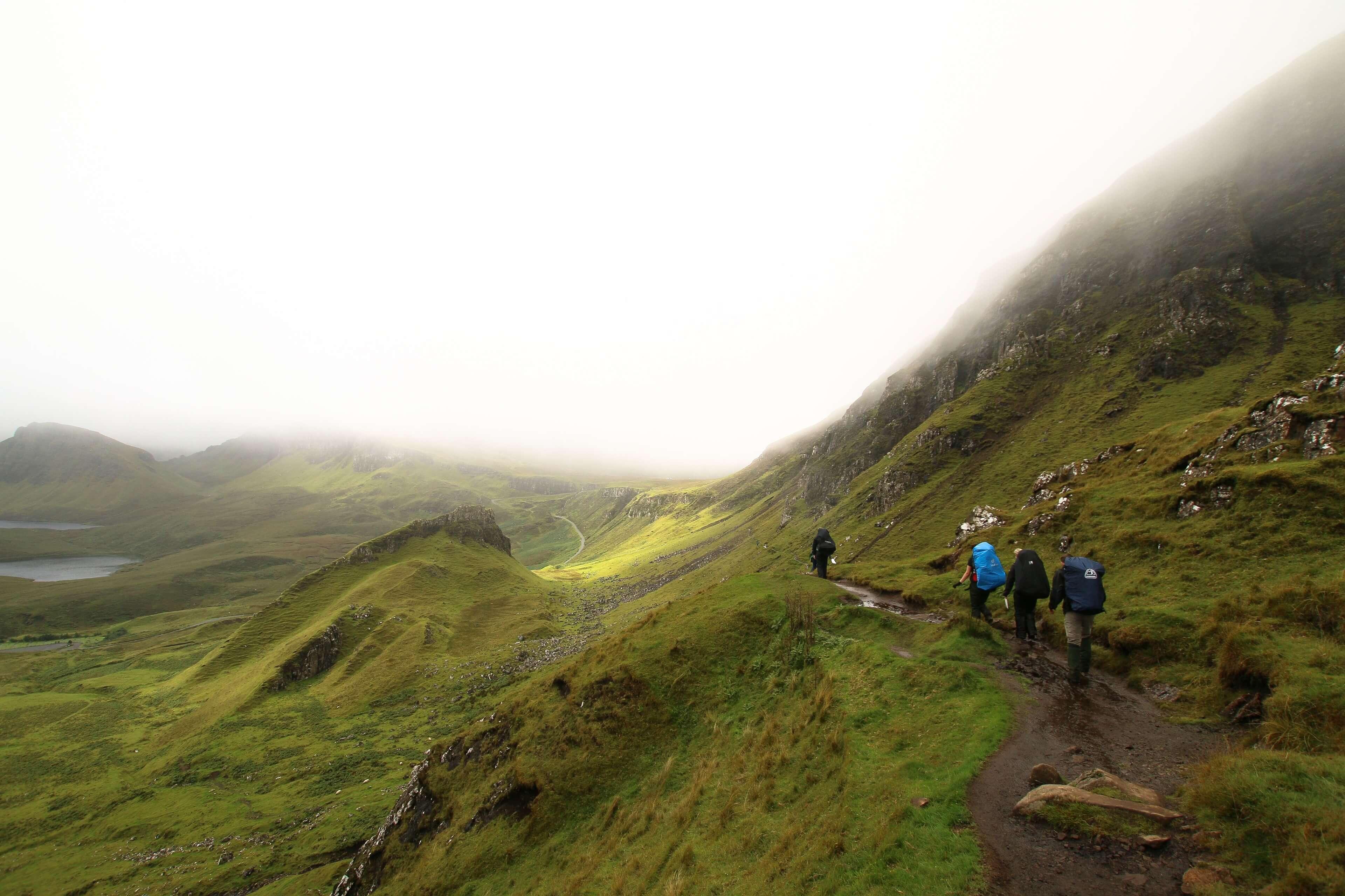 The Scenic Trotternish Ridge