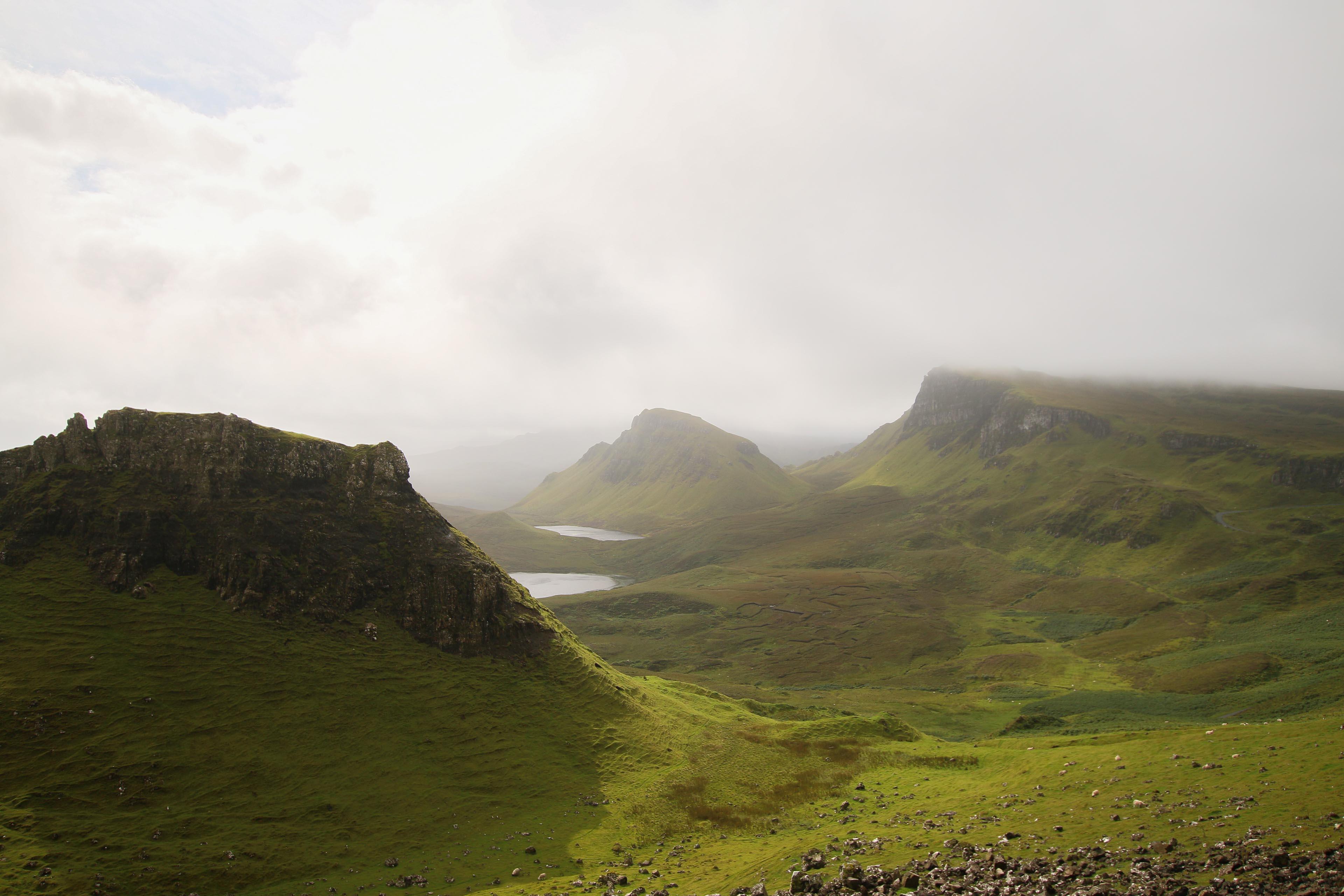 The Trotternish Ridge