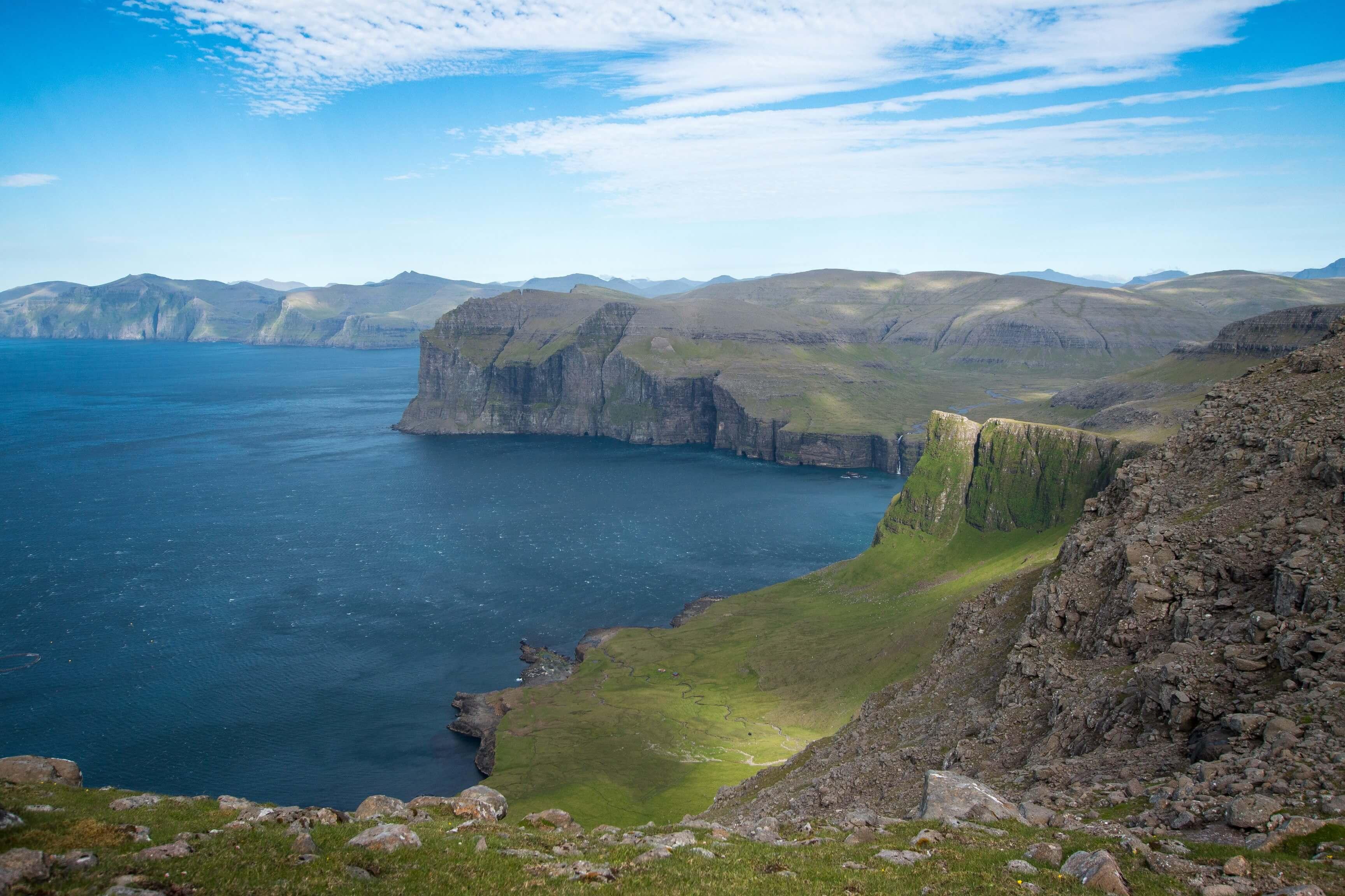 North Vagur & Western Streymor Views
