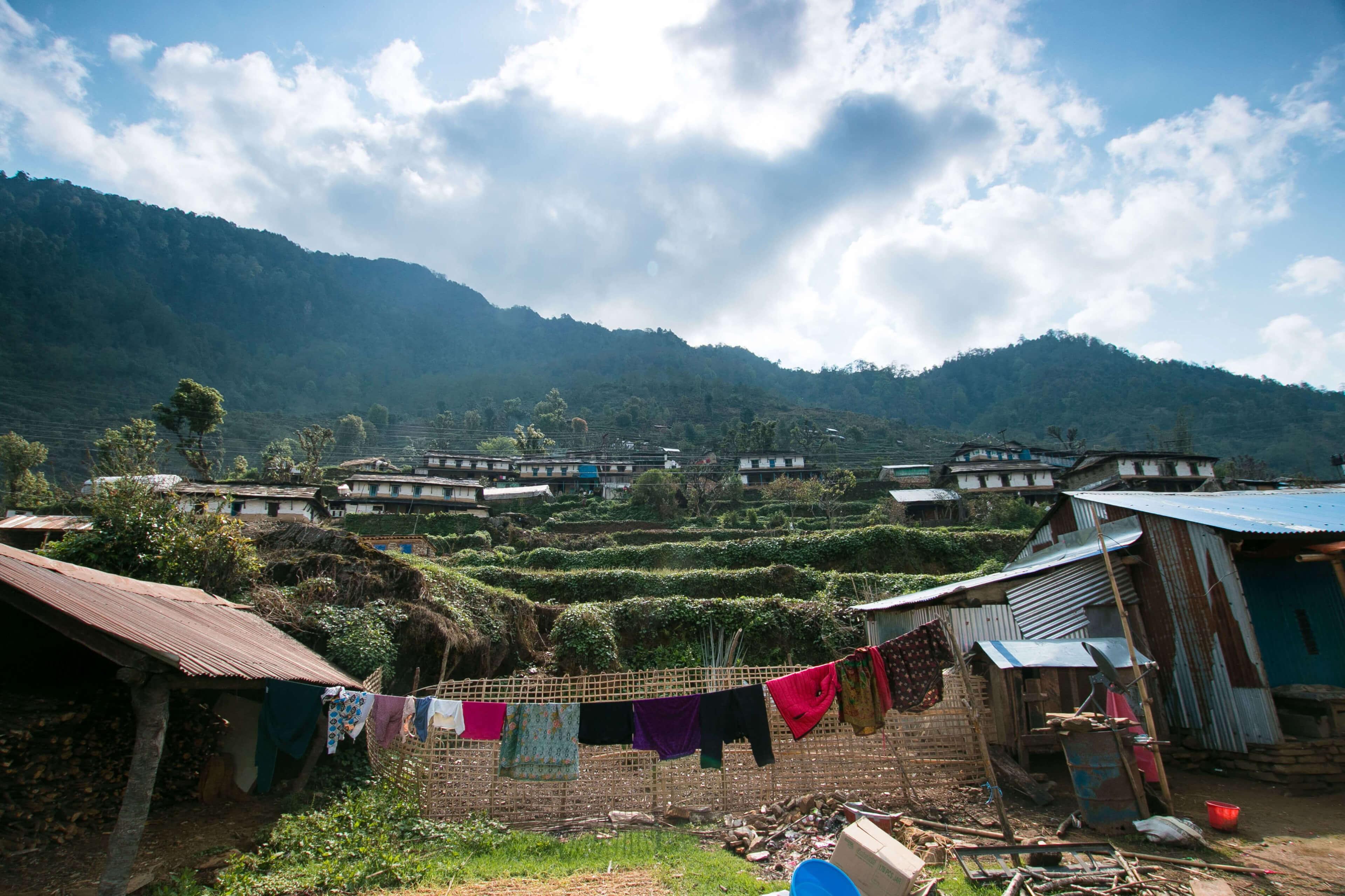 Landruk Village