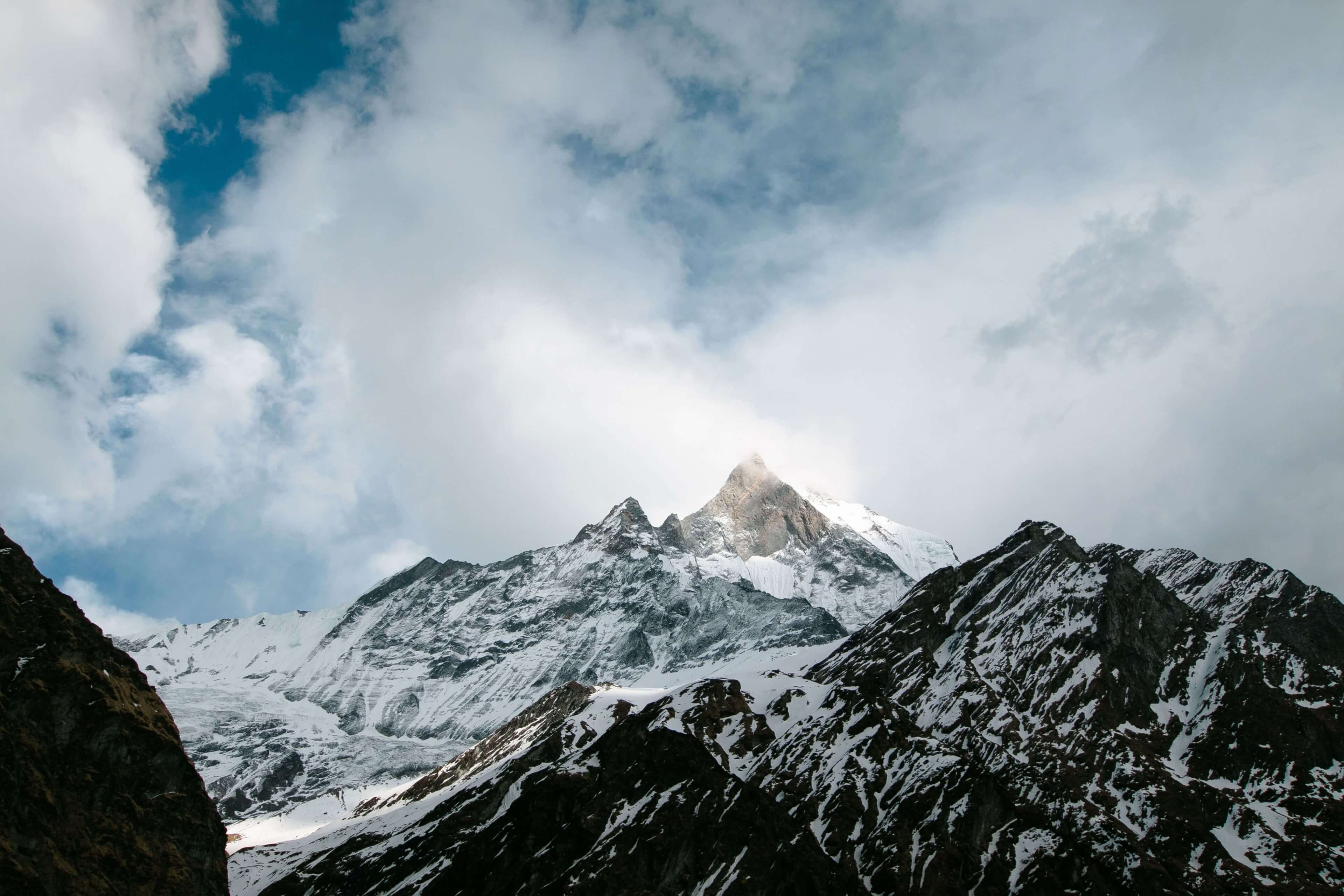Machapachure - The Sacred Mountain
