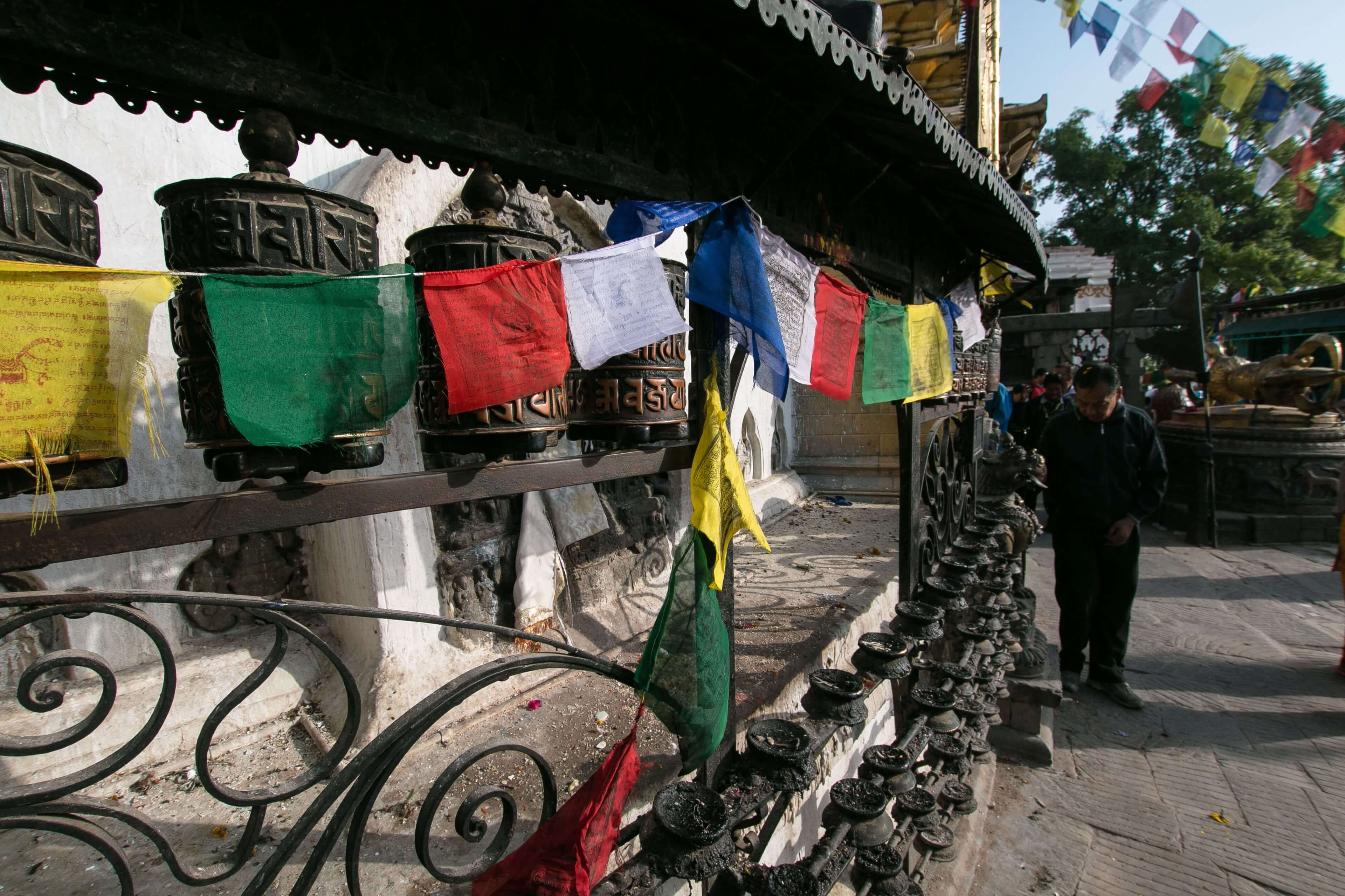 Monkey Temple, Kathmandu