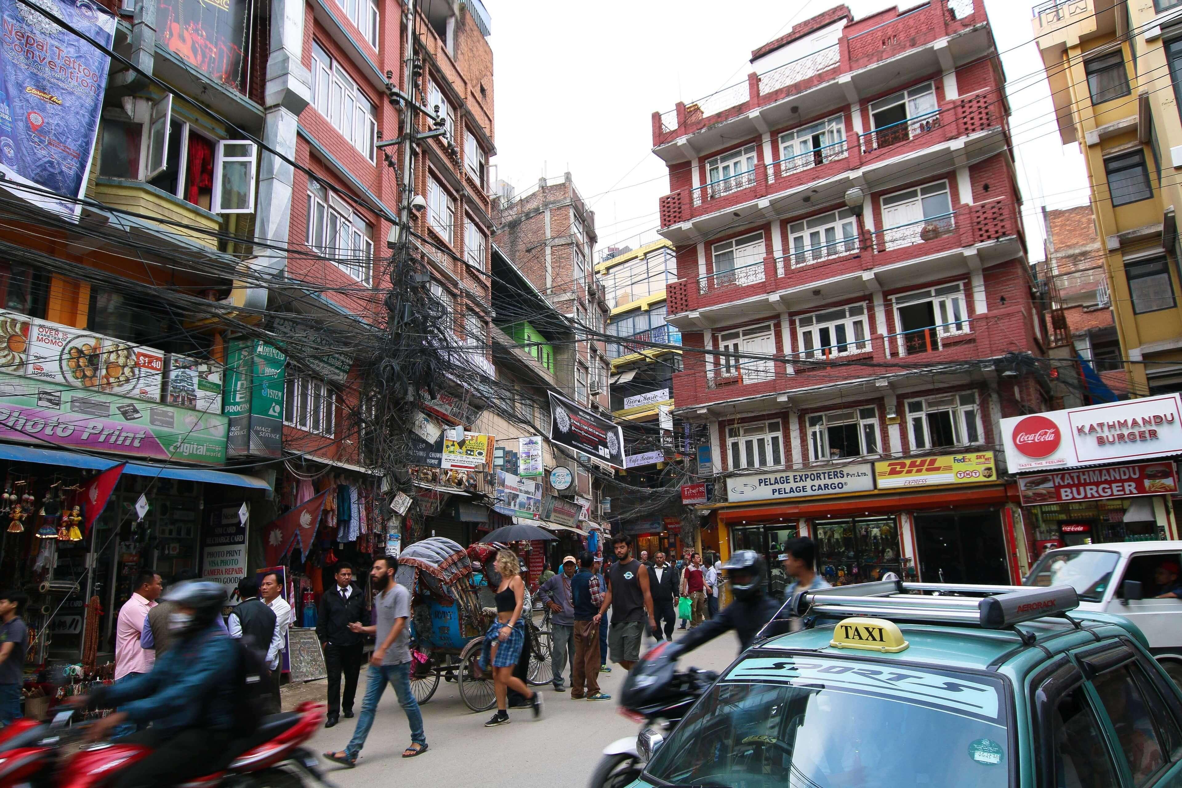 Buey Thamel, Kathmandu