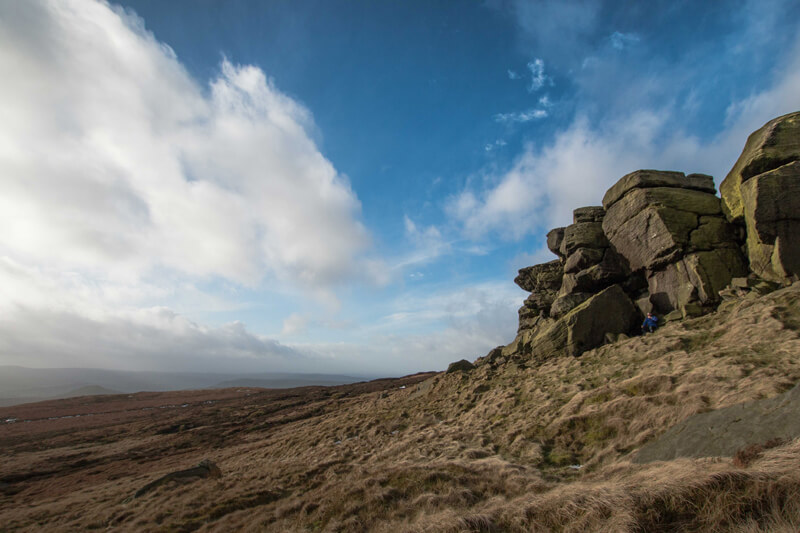Kinder Scout, Peak District