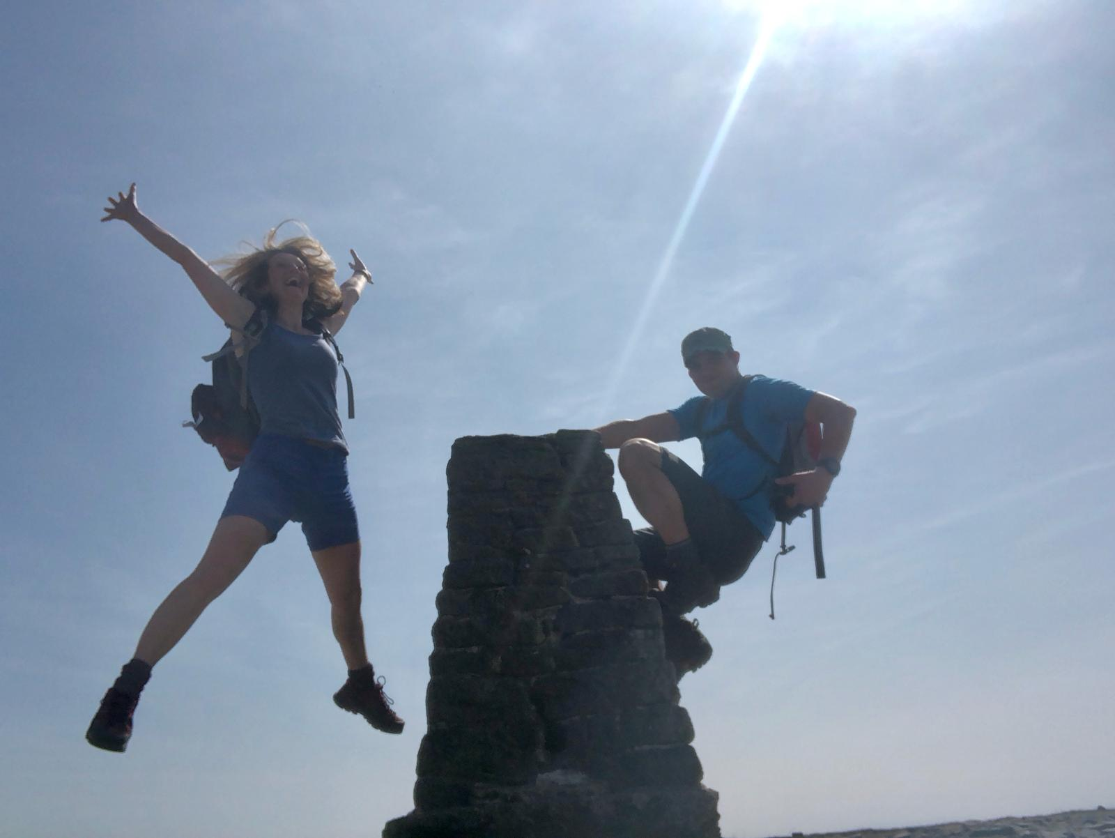 Trig Point Antics