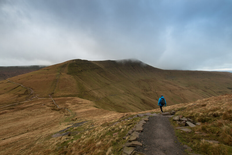 Pen-Y-Fan-Horseshoe