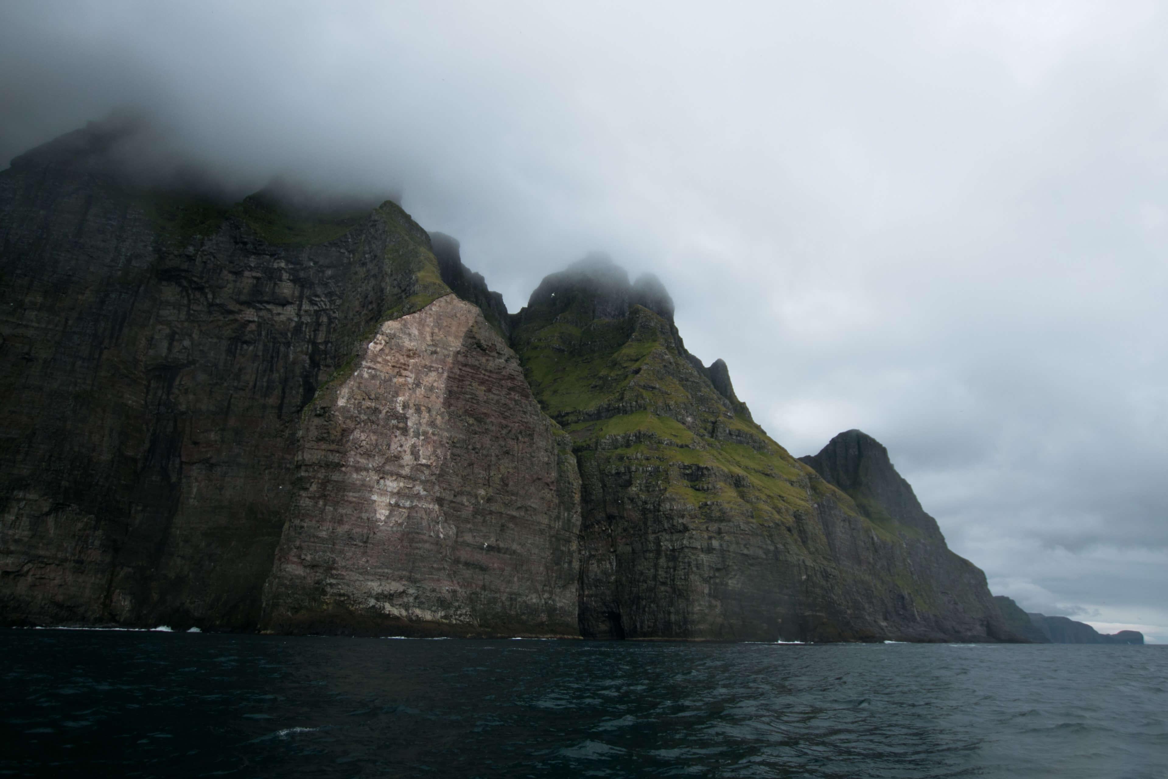 Sheer Cliffs of Vagur