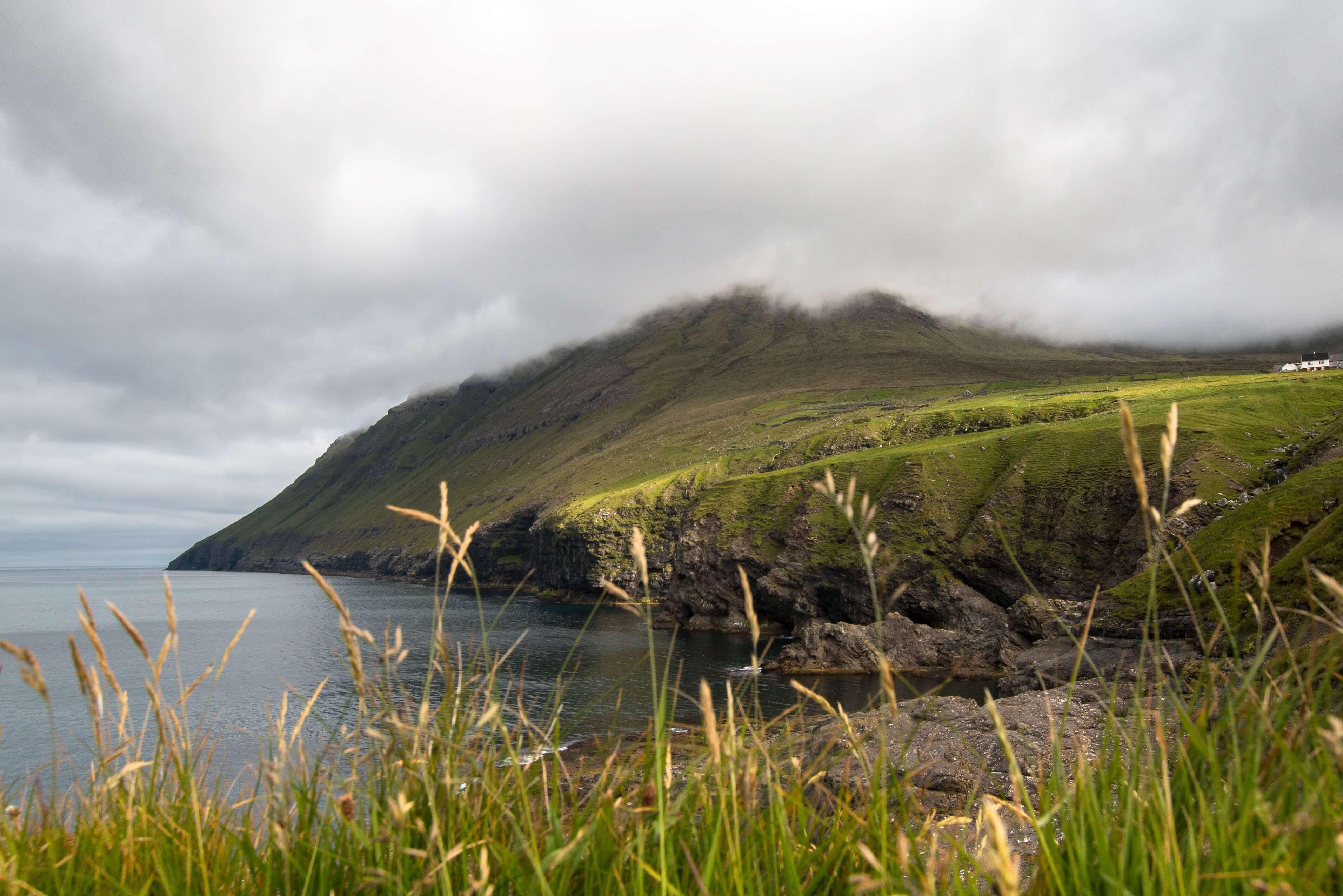 Coast From Vidareidi